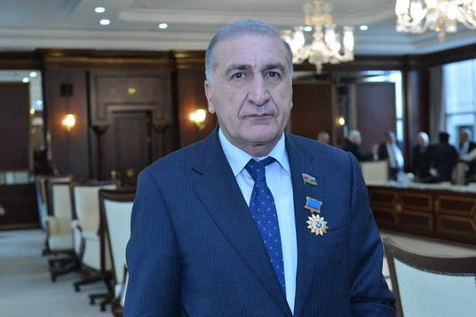 Deputatın oğlu həbs edildi -