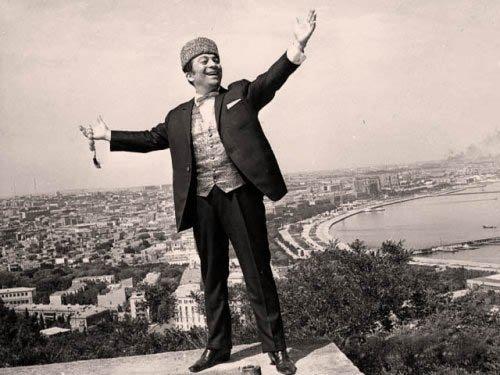 Bu gün Rəşid Behbudovun doğum günüdür